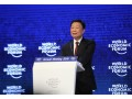 Chinese vice president injects note of confidence in Davos